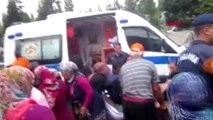 ANTALYA Alanya'da hortum şenlik çadırlarını devirdi 6 yaralı