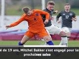 PSG - Bakker signe pour 4 ans au PSG