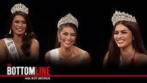 Bb. Pilipinas 2019 Queens discuss their answers during the pageant | The Bottomline