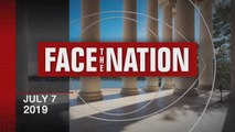 "Open: This is ""Face the Nation,"" July 7"