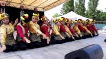 Le Ballet SMA Labschool Kebayoran du Festival Rythmes et Couleurs de Valentigney