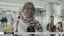 """Cumple 40 años el programa """"Vacaciones en paz"""" para niños saharauis"""