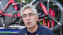 """Tour de France 2019 - Marc Madiot """"satisfait du chrono de Groupama-FDJ"""" mais inquiet pour David Gaudu et sa main """"bien touchée"""""""