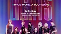 [LIVE] 190629 TWICE WORLD TOUR in MANILA 2019 Part 1