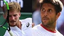 "Wimbledon 2019 -  David Goffin : ""Fernando Verdasco est un bagarreur"""