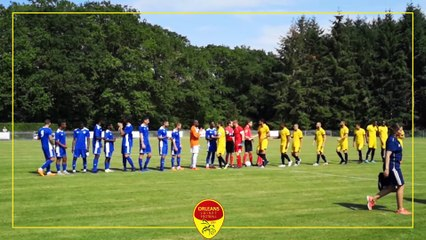 USO - UNFP (Match amical), 06-07-2019