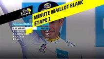 La minute Maillot Blanc Krys - Étape 2 - Tour de France 2019
