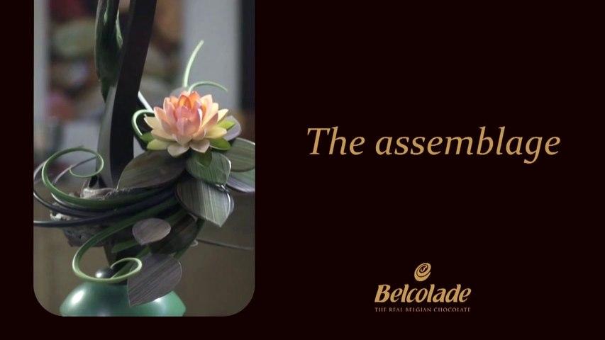 L' art floral avec Stépane Leroux (6/6) - L' assemblage
