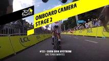 Onboard camera - Étape 2 / Stage 2 - Tour de France 2019