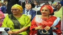 ORTM - Participation de la Première Dame Keita Aminata Maiga à la table ronde à Niamey ayant pour thème- Investir dans l'automisation des femmes et le capital humain en tant que stratégie de développement pour la croissance