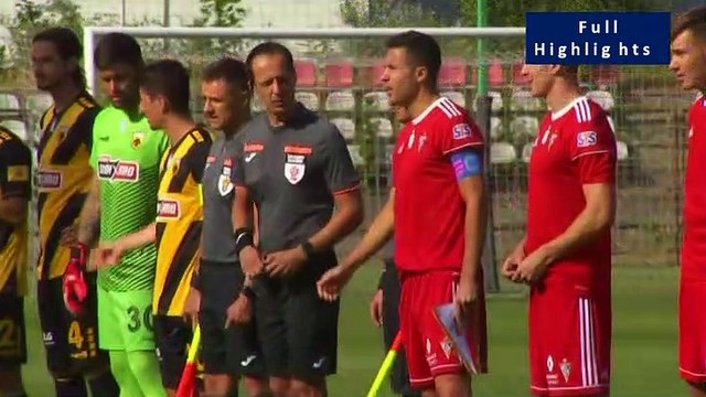 AEK Athens FC 1-0 Gornik Z. - Highlights  07.07.2019