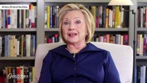 Hillary Clinton To Women's Team On World Cup Win: 'Thank You For Playing Like Girls'
