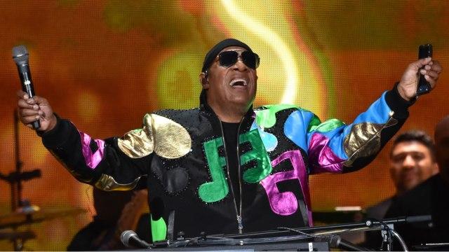 Stevie Wonder Reveals Bombshell Health News To London Audience