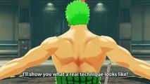 One Piece : World Seeker - Gameplay du premier DLC