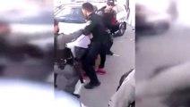 İsrail işgaline karşı çıkan genç darp edilip tutuklandı