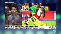 CAN-2019 : Sensationnel Madagascar ! Les Barea éliminent la RDC et se qualifient pour les quarts