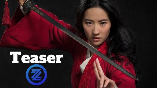 Mulan Teaser Trailer #1 (2020) Jet Li, Yifei Liu Action Movie HD
