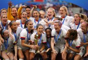 US Wins 2019 Women's World Cup