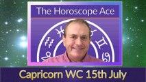 Capricorn Weekly Astrology Horoscope 15th July 2019