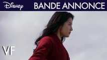 Mulan Bande-annonce Teaser VF (Action 2020) Yifei Liu, Jet Li