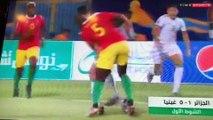 But de Belaili sur une passe astucieuse de Mahrez ! (1-0)
