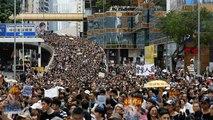 Disturbios en Hong Kong en una nueva jornada de protesta en las calles