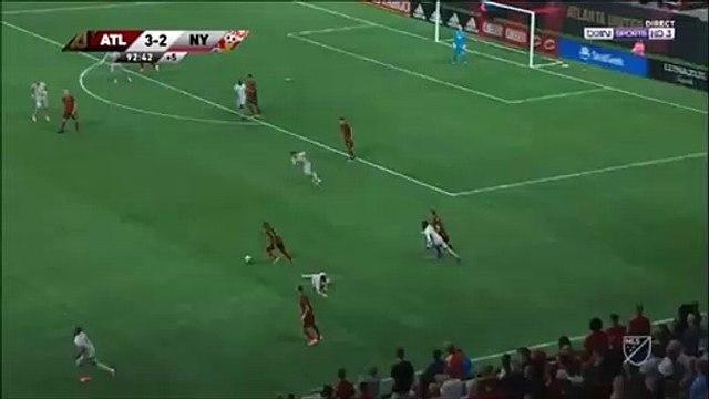 Atlanta United 3-[3] New York Red Bulls - Bradley Wright-Phillips 93rd minute equalizer
