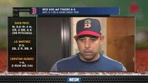 Alex Cora Says Red Sox Can Be Much Better Than They Have Been