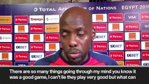 (Subtitled) 'We were up against 12 men' DR Congo complain after loss to Madagascar at AFCON