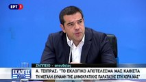 Tsipras admite derrota