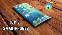 Top 3 Upcoming Future Smartphones | Future Smartphone Technology