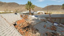 Southern California residents remain on edge after 2 major earthquakes