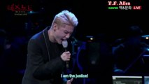 """Death Note: The Musical - """"Where Is the Justice? (Reprise)"""" - Han Ji Sang and Kim Junsu (English lyrics subtitles)"""