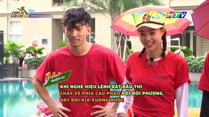 Running Man Việt Nam - Chạy Đi Chờ Chi- Tập 13 FULL- -Cặp song sinh- Trấn Thành, Tóc Tiên hợp lực trong cuộc đua dân gian.