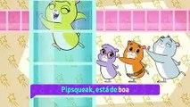 A música de Frankie e os Zhu Zhu Pets | Discovery Kids Brasil
