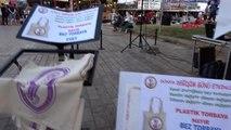 MUĞLA Dünya Değişim Günü Marmaris'te kutlandı