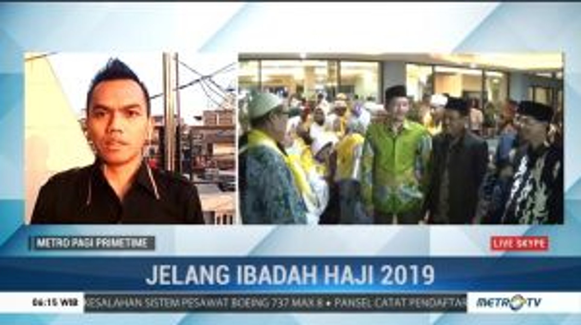 Hari Ini Jemaah Calhaj Embarkasi Surabaya Berangkat ke Tanah Suci
