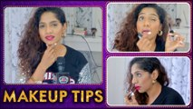 Jamie Lever Gives FUNNY Make Up Tips | TellyMasala | EXCLUSIVE