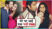 Iss Pyaar Ko Kya Naam Doon Fame Barun Sobti Blessed With A Baby Girl