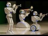 TRAINING ROBOTS World   Robot Technology   Future Robot of the World