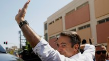 Tsipras concedes defeat to New Democracy party in Greece election