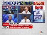 Stock expert Ashwani Gujral is recommending buy on these stocks today