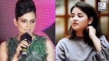 Kangana Ranaut Speaks About Zaira Wasim's Decision To Quit Bollywood