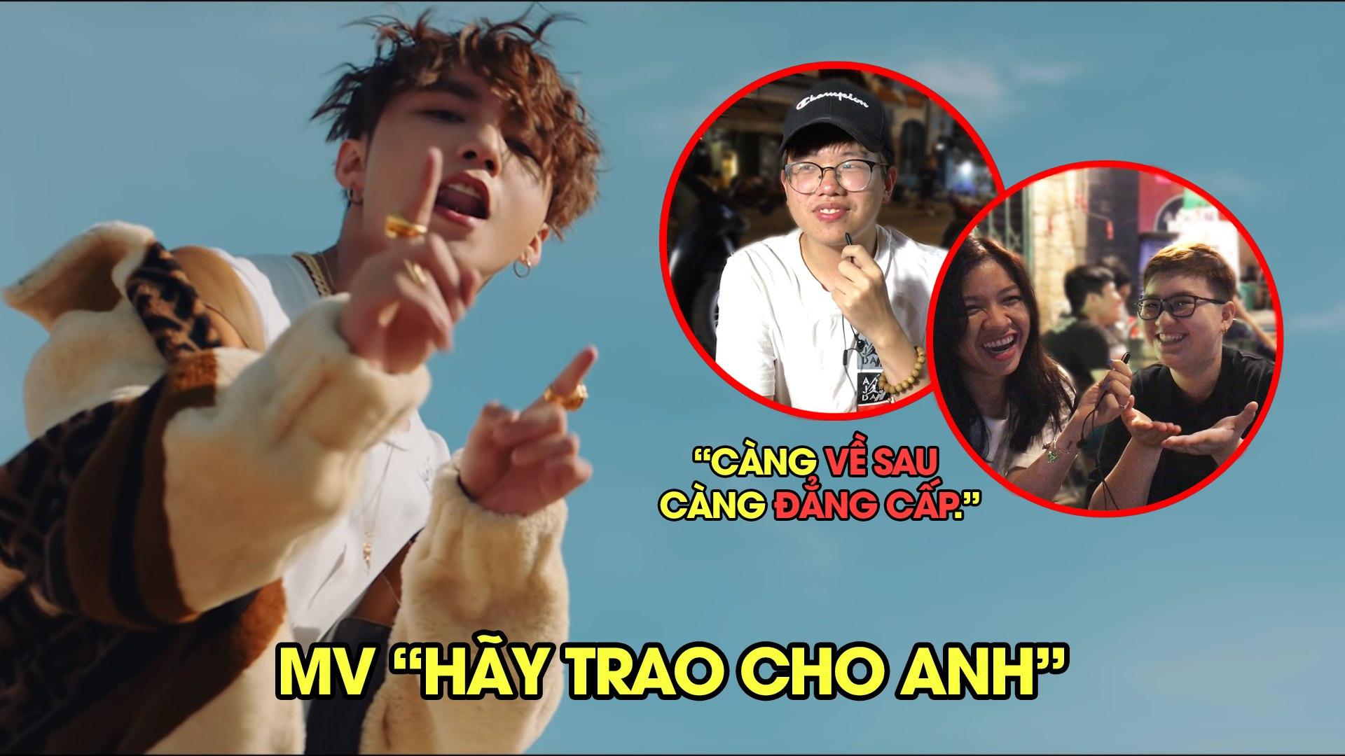 """MV """"Hãy trao cho anh"""" của Sơn Tùng MTP - Sản phẩm càng về SAU, càng ĐẲNG CẤP"""
