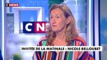 L'interview de Nicole Belloubet