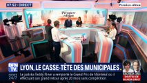 L'édito de Christophe Barbier: Lyon, le casse-tête des municipales