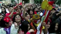Copa America: Peruvians stay positive after 3-1 defeat to Brazil
