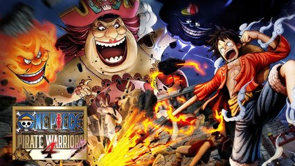 ONE PIECE Pirate Warriors 4 - Reveal Trailer