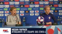 Coupe du monde (F) : Performances et prises de position, Rapinoe star du Mondial