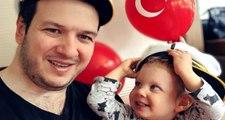 Şahan Gökbakar'dan kızıyla gülümseten video